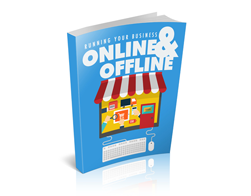Free MRR eBook – Running Your Business Online and Offline