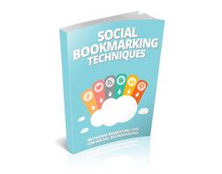 Free MRR eBook – Social Bookmarking Techniques