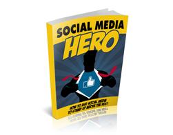 Free MRR eBook – Social Media Hero