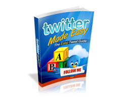 Free MRR eBook – Twitter Made Easy