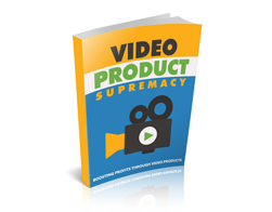 Free MRR eBook – Video Product Supremacy