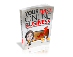 Free MRR eBook – Your First Online Business