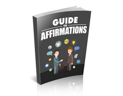 Free MRR eBook – Guide to Affirmations