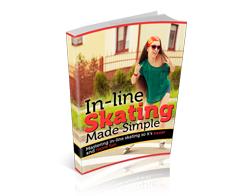 Free MRR eBook – In-Line Skating Made Simple