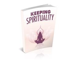Free MRR eBook – Keeping Spirituality