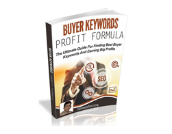 Free PLR eBook – Buyer Keywords Profit Formula
