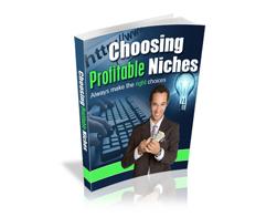 Free PLR eBook – Choosing Profitable Niches