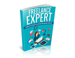 Free PLR eBook – Freelance Expert