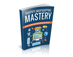 Free PLR eBook – Shopify Dropshiping Mastery