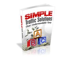 Free PLR eBook – Simple Traffic Solutions