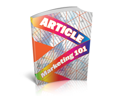 Free MRR eBook – Article Marketing 101