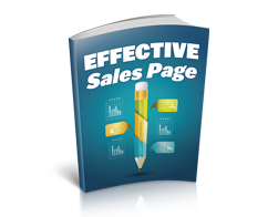 Free MRR eBook – Effective Sales Page