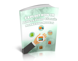 Free MRR eBook – Exploit How IM Differs From Classic Marketing Models