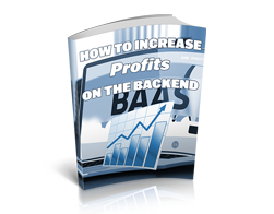 Free MRR eBook – How to Increase Profits on the Backend