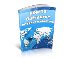 Free MRR eBook – How to Outsource Internet Marketing
