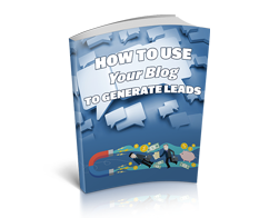 Free MRR eBook – How to Use Your Blog to Generate Leads