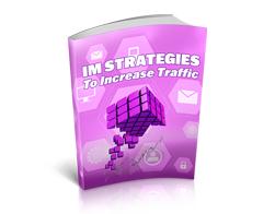 Free MRR eBook – IM Strategies to Increase Traffic