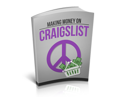 Free MRR eBook – Making Money on Craigslist