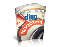 Free MRR eBook – Promoting With Digg