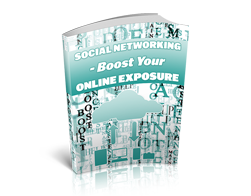 Free MRR eBook – Social Networking – Boost Your Online Exposure