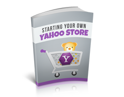 Free MRR eBook – Starting Your Own Yahoo Store