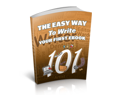 Free MRR eBook – The Easy Way to Write Your First eBook
