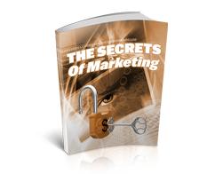 Free MRR eBook – The Secrets of Marketing
