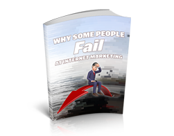 Free MRR eBook – Why Some People Fail at Internet Marketing