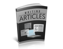 Free MRR eBook – Writing Articles