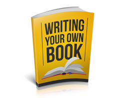 Free MRR eBook – Writing Your Own Book