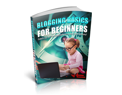 Free PLR eBook – Blogging Basics for Beginners