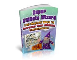 Free PLR eBook – Super Affiliate Wizard