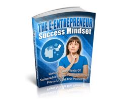 Free PLR eBook – The E-Entrepreneur Success Mindset