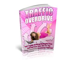 Free PLR eBook – Traffic Overdrive