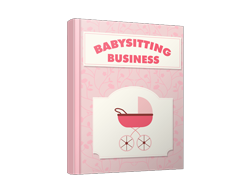 Free MRR eBook – Babysitting Business