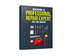 Free MRR eBook – Become a Professional Repair Expert in 30 Days