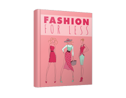 Free MRR eBook – Fashion for Less