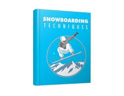 Free MRR eBook – Snowboarding Techniques