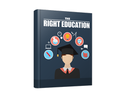 Free MRR eBook – The Right Education