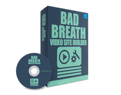 Free MRR Software – Bad Breath Video Site Builder
