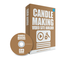 Free MRR Software – Candle Making Video Site Builder