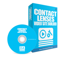 Free MRR Software – Contact Lenses Video Site Builder
