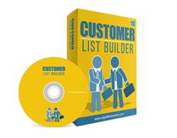 Free MRR Software – Customer List Builder