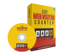 Free MRR Software – Easy Web Visitor Counter