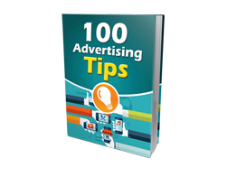 Free MRR eBook – 100 Advertising Tips