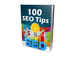 Free MRR eBook – 100 SEO Tips