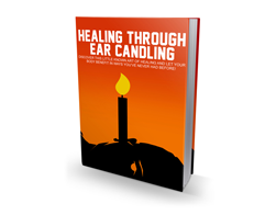 Free MRR eBook – Healing Through Ear Candling