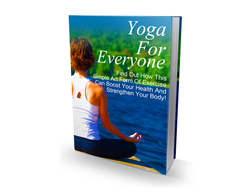 Free MRR eBook – Yoga for Everyone
