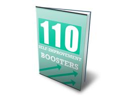Free MRR eBook – 110 Self-Improvement Boosters