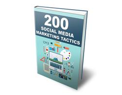 Free MRR eBook – 200 Social Media Marketing Tactics